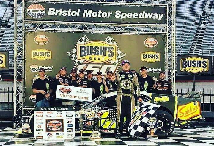 Patrick Emerling - 2017 Wheelen Modified Tour Win at Bristol