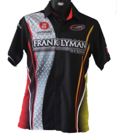f93ea276 Traditional Full Button Snap Sublimated Shirt. Custom Sublimated ...